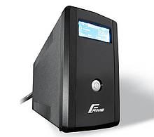 ДБЖ Frime Guard 850VA FGS850VAPUL, Lin.int., AVR, 2 х євро, USB, пластик