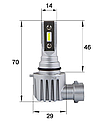 Світлодіодна LED лампа Sho-Me F3 HB4 (P200014), фото 2