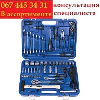 Набор ручного инструмента комбинированный в кейсе 72ед. СТАНДАРТ ST-0072
