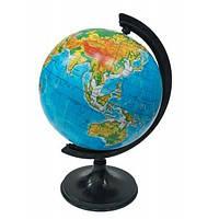 Глобус фізичний 26 см