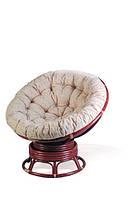 Кресло ПАПАСАН на пружине и качающее и крутящееся, фото 1