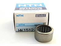 Подшипник кулисы КПП без сальников 21х15х12 на Renault Trafic / Opel Vivaro (2001-2014) NTN (Япония) HK1512