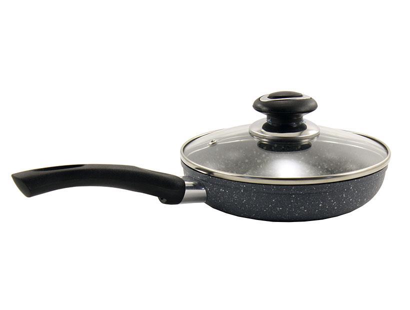 Сковорода с гранитным покрытием D 24 Гранит FPG-245