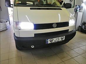 Установка светодиодных ламп Volkswagen Transporter