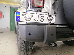 Установка парктроника Jeep Wrangler