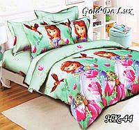 Полуторное постельное белье Тет-А-Тет НК-44(эконом)