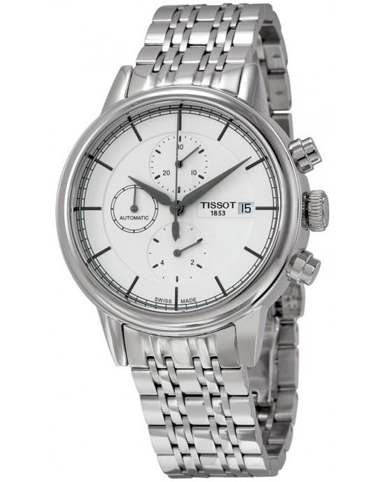 Часы хронограф мужские Tissot  T085.427.11.011.00 Automatic