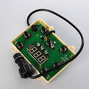 LED дисплей надувной джакузи спа INTEX (28404)
