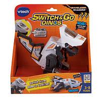 "Робот-трансформер ""Динозавр Алокаурус"",Самолет-динозав (VTech Switch and Go Dinos - SkySlicer the Allosaurus), фото 1"