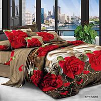 Постельное белье Роза волшебная, ранфорс, двуспальное