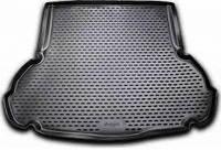 Авто коврик в багажник для автомобиля HYUNDAI Elantra MD 2011 р.в. седан (поліуретан) NOVLINE