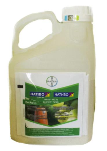Фунгицид Нативо 75 WG,  трифлоксистробин - 250 г / кг, тебуконазол - 500 г / кг  2 кг