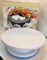 Подставка для торта крутящаяся (высокая)