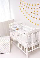 Набор детского постельного белья с подушкой и одеялом - Маленькая принцесса