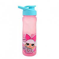 Пляшка для води 580 мл «LOL Sweety» ТМ YES