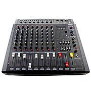 Аудіо підсилювач, dj пульт, мікшери Yamaha BT 808D