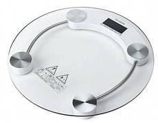 Весы напольные Domotec ACS 2003A круглые до 180 кг