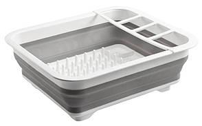 Сушилка для посуды складная силиконовая BN-090, фото 2