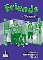 "Friends 1. Activity Book  Вид.""Longman"""