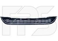 Решетка в бампер передний cредняя на Honda Crv,Хонда ЦРВ 10-12