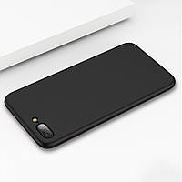 Чорний силіконовий чохол iPhone 7 Plus/8 Plus