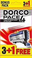 Чоловічий станок для гоління DORCO PACE 4 (4шт)