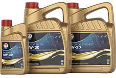 Моторные масла для легковых и малотоннажных автомобилей