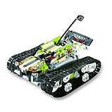 Конструктор Sdl Tank 5 в 1 на радиоуправлении, 402 детали SKL17-139967, фото 5