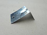 Опорный столик (фасадный кронштейн) 50 1,0 мм оцинк
