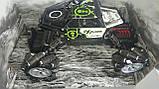 Машинка на радиоуправлении 4WD 116 Дрифт под углом 90 градусов зеленая SKL37-218621, фото 3
