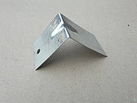 Опорный столик (фасадный кронштейн) 100 1,0 мм оцинк