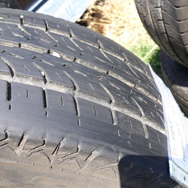 Бусовские шины б.у. / резина бу 205.65.r16с Semperit Vanlife Семперит