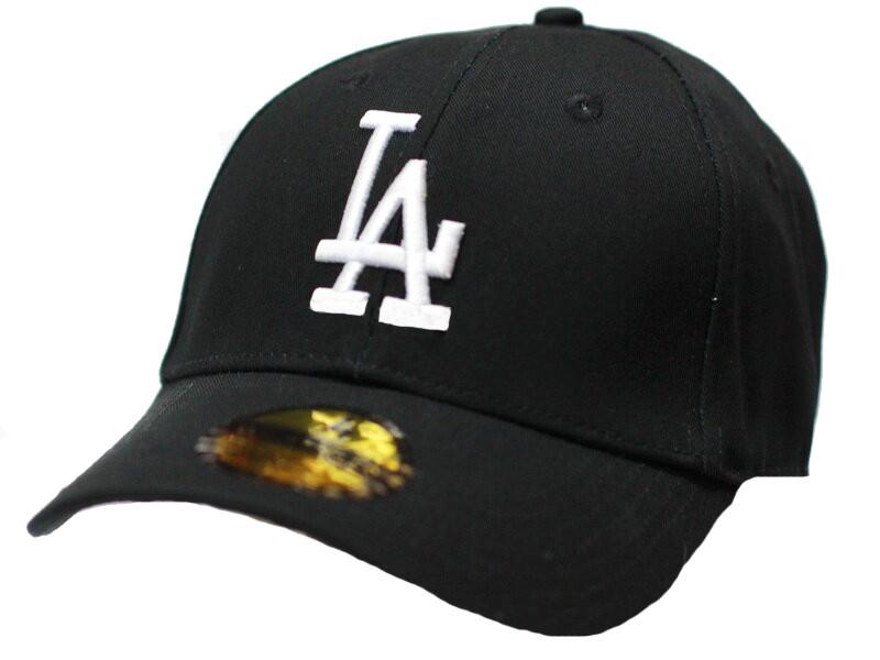 Бейсболка LA  коттон