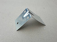Опорный столик (фасадный кронштейн) 100 1,2 мм оцинк