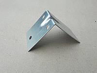 Опорный столик (фасадный кронштейн) 100 1,5 мм оцинк