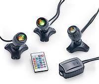 Светильники для пруда Pontec PondoStar LED RGB Set 3