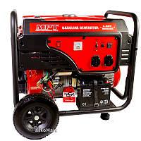 Генератор бензиновый 5,5 кВт, MPT Profi (MGG5503E)