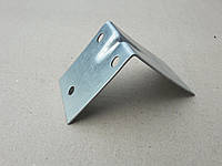 Опорный столик (фасадный кронштейн) 100 2,0 мм оцинк