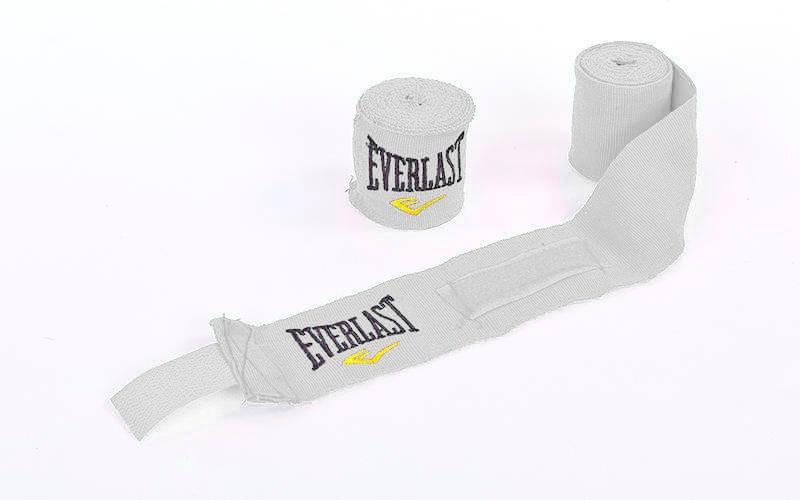 Бинты боксерские эластичные 3 м (пара) ELAST MA-5465-3 (белый)