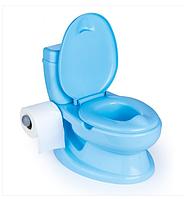 Горшок обучающий DOLU (7251) синий