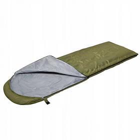 Спальный мешок спальник туристический SportVida оливковый