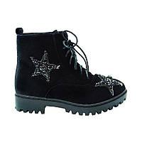 Ботинки VICES звезды 40 Черные 56800 40, КОД: 150141
