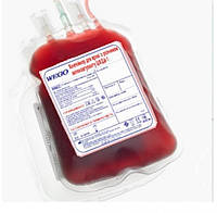 Контейнер для крови WEGO с раствором CPDA-1 350/350 мл с аксессуарами