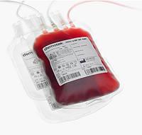 Контейнер для крови DEMOTEK с раствором CPDA-1 450/400/400 мл без аксессуаров