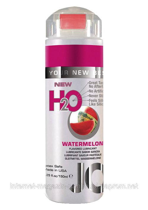 Сочный Арбуз Гель смазка для секса лубрикант на силиконовой основе H2O Watermelon 156мл. Orginal USA