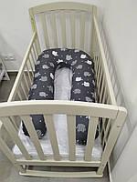 """Подушка для беременных многофункциональная (""""ножка"""" - 120 см)"""