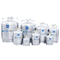 Резервная система поддержания температуры на жидком азоте