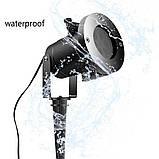 Проектор Christmas Laser Projector на 16 катриджей уличный SKL11-209839, фото 2