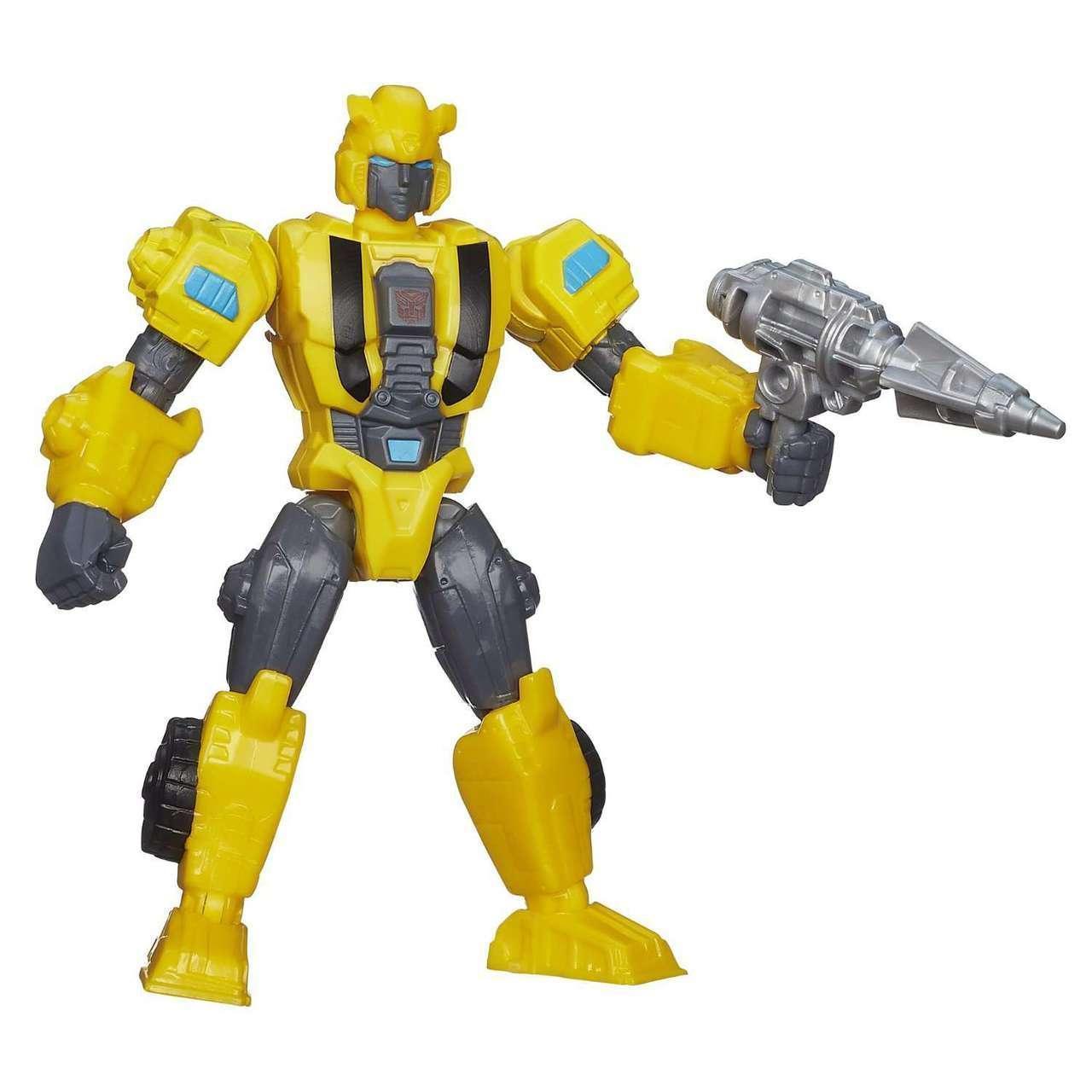 Разборная фигурка Бамблби из м-с Охотники на чудовищ Bumblebee,Hero Mashers,Beast Hunters,Hasbro SKL14-207755
