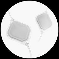 Фильтр DEMOTEK для удаления лейкоцитов из цельной крови (лабораторный)